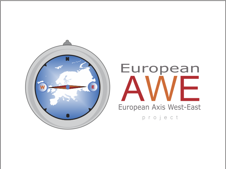 "Project ""European Axis West-East"" (European AWE) funded under the Europe for Citizens Programme"