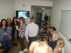 """OUR ASSOCIATION """"DANUBE 1245"""" CELEBRATED 3 YEARS OF WORK"""