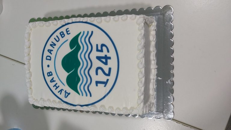 """THE ASSOCIATION """"THE DANUBE 1245"""" celebrates its fifth anniversary"""