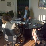 UNDP Project, Coordination Meeting in the Municipality of Bac